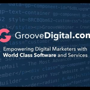 GrooveFunnels Promotional Video (Featuring GroovePages & GrooveSell)