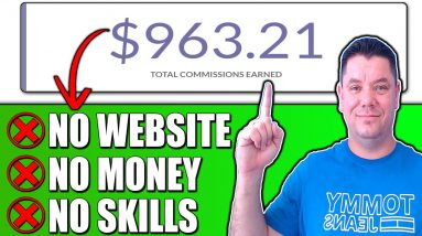 15 Mins Work = $1000's In FREE Passive Income With NO Money and NO Website (Make Money Online)