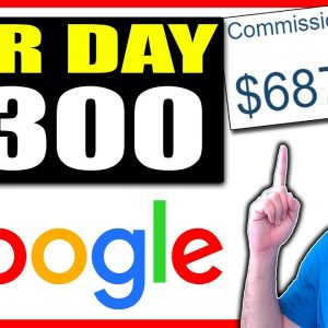 How To Earn $300 Per Day From Google 2021 (Step By Step For Beginners)