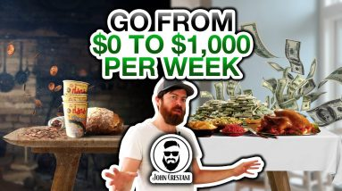 How To Go From $0 To $1000 A Week With Affiliate Marketing