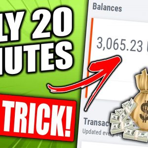 ($3,065.23 in 20 MINS) How To Start AFFILIATE MARKETING for Beginners TRICK (FREE) Step by Step!