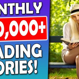 Earn $100,000+ a Month Reading Stories Online as a Complete Beginner (Make Money Online)