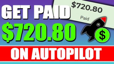 (NEW Website) Earn Up To $720.80 In Cash Rewards Daily On Complete Autopilot (Make Money Online)